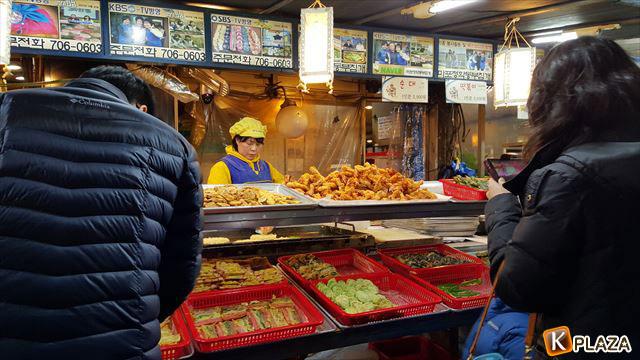 韓国ジョン隣の店6