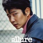 イ・ジュンギ、雑誌「allure」のグラビア写真で新たな魅力を披露!