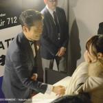 3月14日には仙台公演開催!イ・ビョンホンとの握手でファンも感激 アカデミー賞から日本に直行!