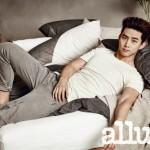 2PMテギョン、「allure KOREA」4月号でシックでナチュラルな男の色気を表現!