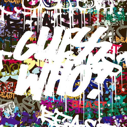 GUESSWHO-限定