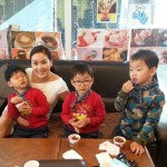 ソン・イルグク、コ・ソヨンと「スーパーマンが帰ってきた」の三つ子の息子との出会いを公開!