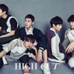 俳優グループ5urprise、「HIGH CUT」でモダンなファッショングラビアを公開!