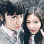 SUPER JUNIORヒチョルが美貌の女装?!I.O.Iチョン・チェヨン番組収録の認証ショットを公開!