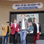 U-KISS、セクシーにファンを誘惑!5thアルバム『One Shot One Kill』リリースイベント開催!@東京ドームシティ ラクーアガーデンステージ 取材レポート