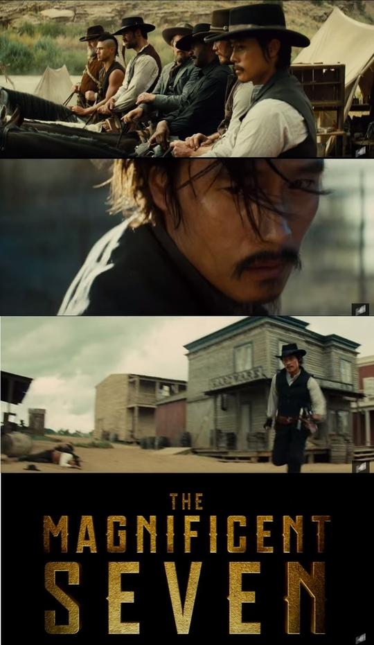 映画「荒野の7人」