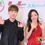 イトゥク(SUPER JUNIOR-LEETEUK)、ク・ハラ(KARA)「Power of K 2016~Korea TV Fes in Japan」フォトセッションレポート