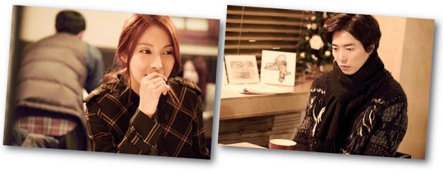 『2つの恋愛』前売特典画像
