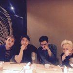 BIGBANGのV.I、ファンミーティング後の食事会の風景を公開!