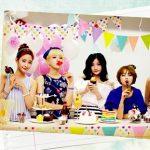 韓国女性アーティストグループTahiti、日本活動決定!