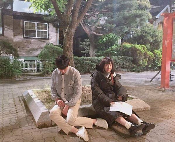 ドラマ「美女コン・シム」ナムグン・ミン&Girls dayミナ