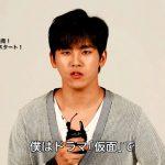 ホヤ(INFINITE)日本ファンへのメッセージも!「仮面」特別インタビュー映像