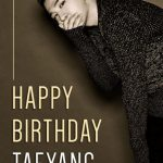 YGエンターテインメント、SOL(テヤン)の誕生日(18日)を祝ってシック&魅力的な誕生日カードを公開!
