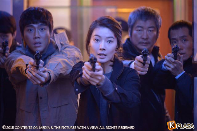 韓国映画「名もなき復讐」002
