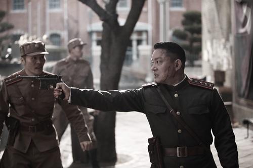 映画「仁川上陸大作戦」イ・ボムス