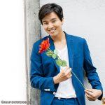 俳優 ヨン・ウジンからのコメント到着、8月6日(土)ファンミーティング開催!