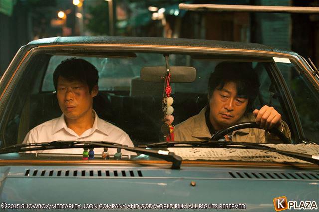 韓国映画「極秘捜査」004