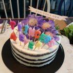 チソン、愛娘ジユちゃんの1歳の誕生日ケーキを公開!!「一緒にいることが出来ずごめん…」