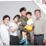 兵役中のイ・スンギ、陸軍イベントの広報モデルとして凛々しい制服姿を披露!