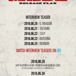 BIGBANG、デビュー10周年記念映画「BIGBANG MADE」の舞台挨拶を開催!