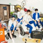 本日、日本2nd SG「Endless Summer」リリース!N.Flyingのドキュメント映像第2弾公開!