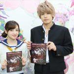 JUN(BEE SHUFFLE)×喜多陽子 ツーショットインタビュー!「JUN君がいたからみんな仲良くなった」『コープスパーティーBook of Shadows』7月30日公開!