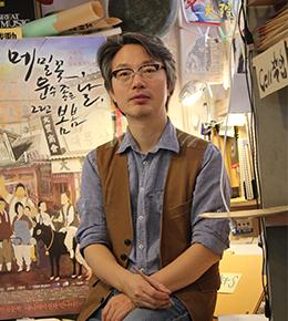 監督トーク:アン・ジェフン監督
