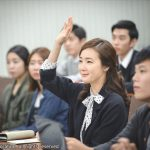 韓流ドラマの女王チェ・ジウのオトナ可愛いコメント動画が話題!「2度目の二十歳」コメント映像