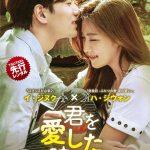 ハ・ジウォン💕イ・ジヌク主演最新作「君を愛した時間~ワタシとカレの恋愛白書」10月に日本版DVD発売へ!