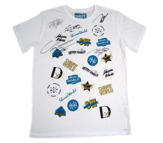 SHINeeサインTシャツ