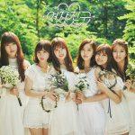 GFRIEND、1stフルアルバム「LOL」のティーザーイメージを追加公開、清楚な魅力に期待高まる!!