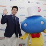 アン・ジェウク来日!KBS World開局10周年記念イベント前に記念撮影【取材レポート】