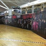 V.I(from BIGBANG)出演映画「HiGH & LOW THE MOVIE」出演メンバー62人の巨大パネルが中部国際空港に登場!!