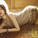 Miss Aスジ、GRAZIA81号で表紙とグラビアを飾る!