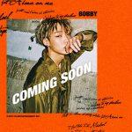 iKONのBOBBY、ソロデビュー決定!! ティーザーイメージを公開「COMMNG SOON」