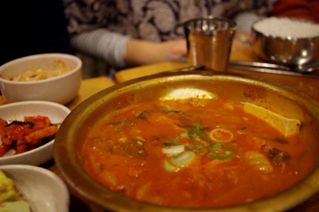 文化の違い韓国語