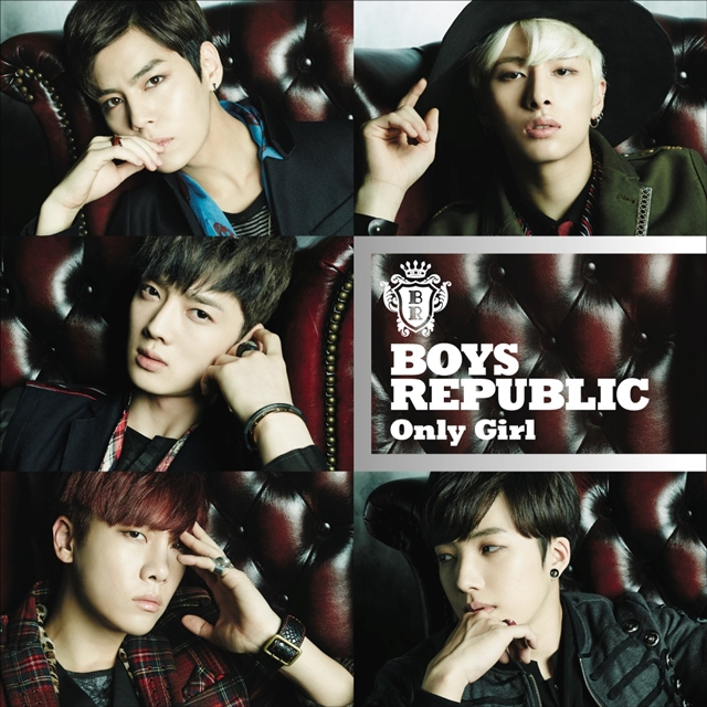 Boys Republic初A