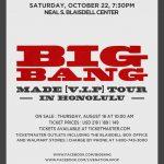"""BIGBANG、10月にハワイで""""アリーナ級""""ファンミーティングを開催!!デビュー以来初"""