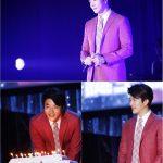 俳優クォン・サンウ、日本のファン1,000人と特別な誕生日パーティー!