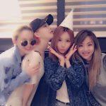 Brown Eyed Girls、ジェアの誕生日に久しぶりにメンバー全員集合で深い友情を見せる