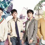 CNBLUE、ニューアルバム「EUPHORIA」収録曲の全曲ダイジェスト動画