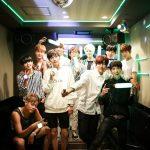 """カラオケは光で楽しむ時代! 11人組K-POPアイドルApeaceが伝授! JOYSOUND直営店のコンセプトルーム """"Color Fes Room""""で 【DJ PIKABON】を100%楽しむ方法"""