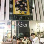 10/26にJAPAN 1st ALBUM「My Zone」 を発売したBlock Bが渋谷の街に出没! 今週末にCD購入者が全員参加できる握手会実施も!!