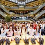 GFRIEND、日本初上陸!!東京・大阪でプロモーションイベントを開催「皆さん、愛してます!!」 【オフィシャルレポ】