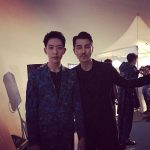 CNBLUEイ・ジョンシン、チャ・スンウォンとの記念のツーショット写真を公開!