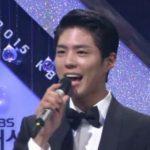 AOAソリョン&パク・ボゴム、「2016 KBS歌謡大祝祭」のMCに決定!