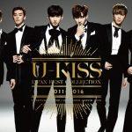 U-KISSベスト・アルバムの新ビジュアルはシックなタキシード姿で