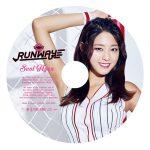 AOA日本2ndアルバム『RUNWAY』の人気シリーズ、各メンバーのピクチャーレーベル・アートワークが公開!