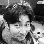 godユン・ゲサン、頭にクリスマスのキュートなカチューシャ、恋人イ・ハニのいたずら!?