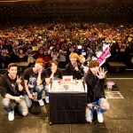 U-KISSツアーファイナルで重大発表!HOON(フン)のソロデビューが決定!」
